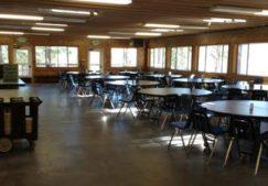 Big Bear Camp - Dining Hall