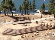 Big Bear Camp - Outdoor Seating